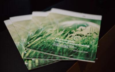 Hållbarhet tar plats i delårsrapporterna